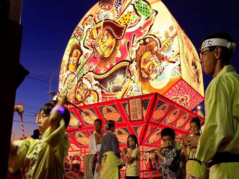 Hirosaki Neputa Festival