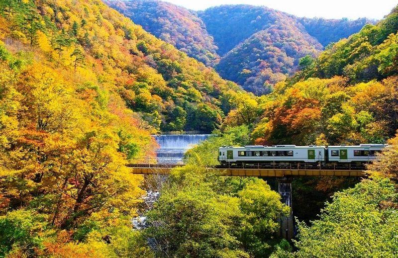JR Yamada Line