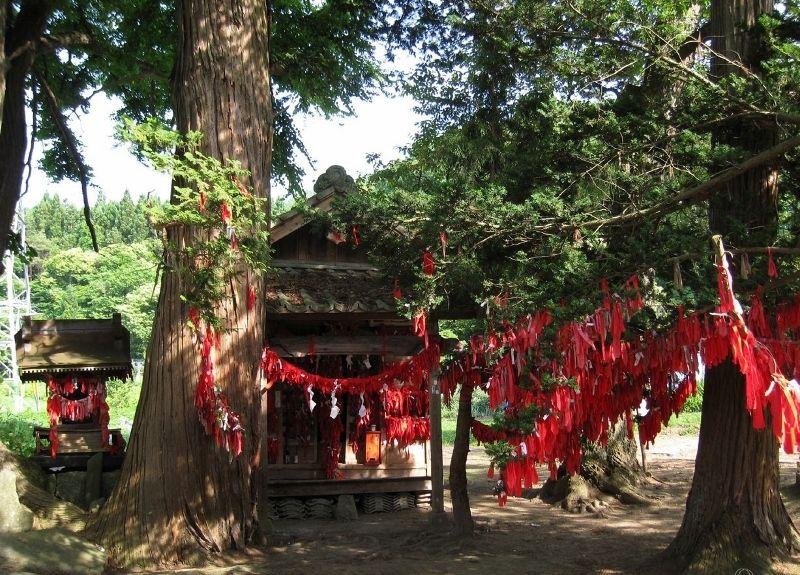 Unedori-sama Shrine