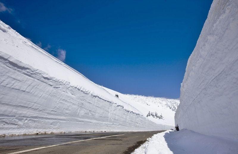 Hachimantai, The Corridor of Snow