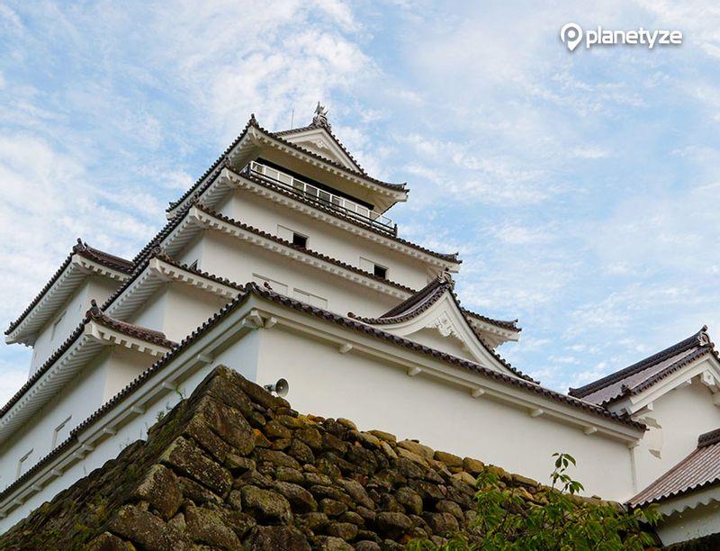 Tsuruga Castle(Wakamatsu Castle)