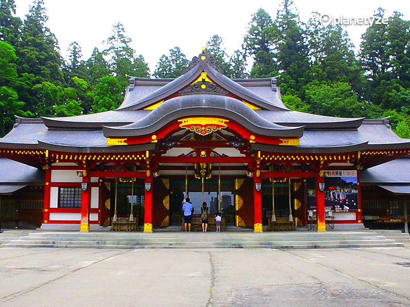 Morioka Hachiman-gu Shrine
