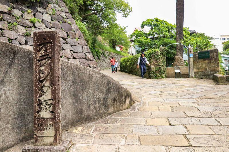 Nagasaki Dutch Slope