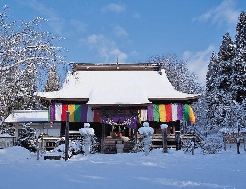 Hachiyozan Tendai-ji Temple