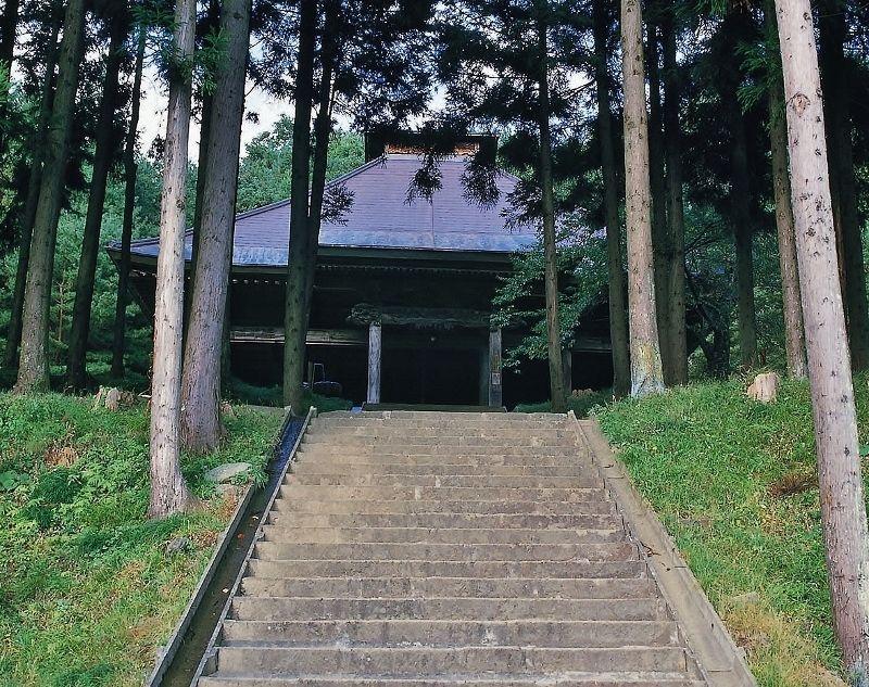 Kokuseki-ji Temple