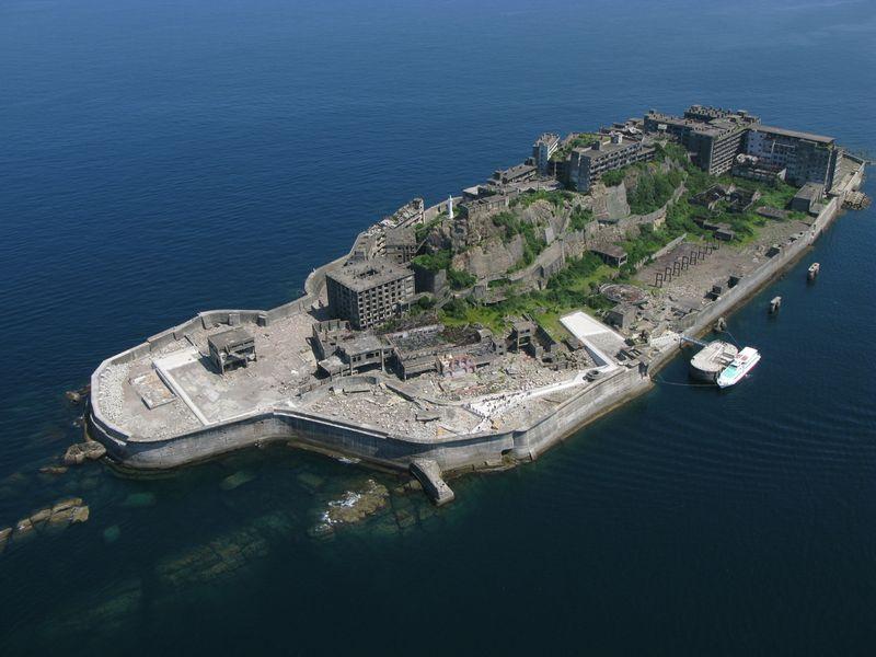 Gunkanjima (Battleship Island)