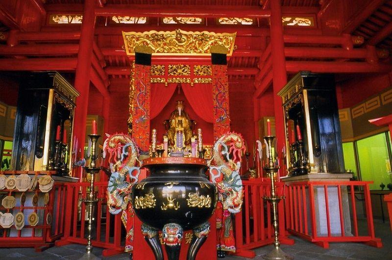 Confucius Shrine Museum