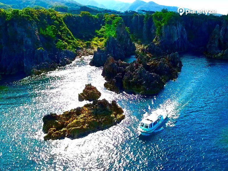 尖閣灣揚島遊園