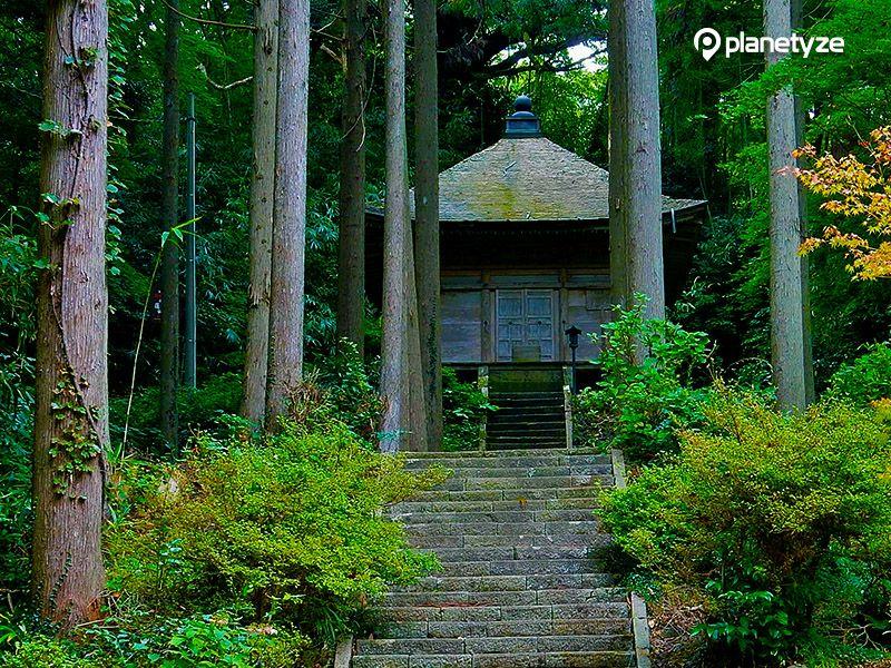 Rengebu-ji Temple