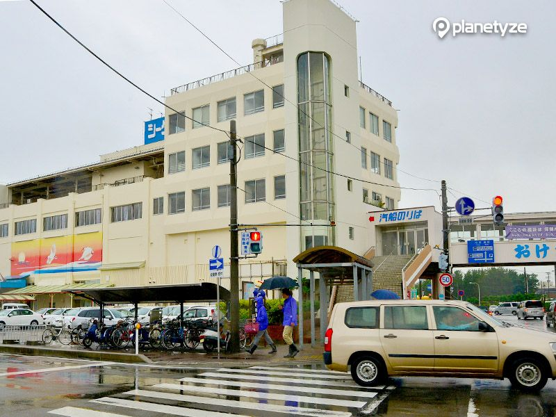 Ryotsu Port