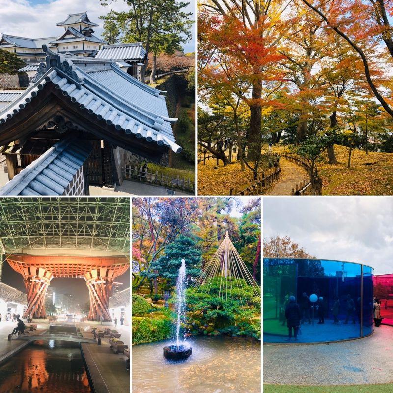 Lovely KANAZAWA worths a trip to the other coast of Japan (Hokuriku region)!