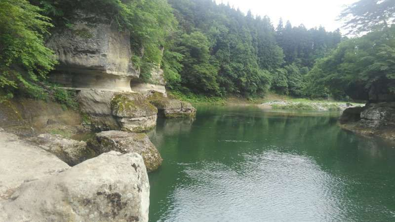 Nagatoro river hiking and other recreation