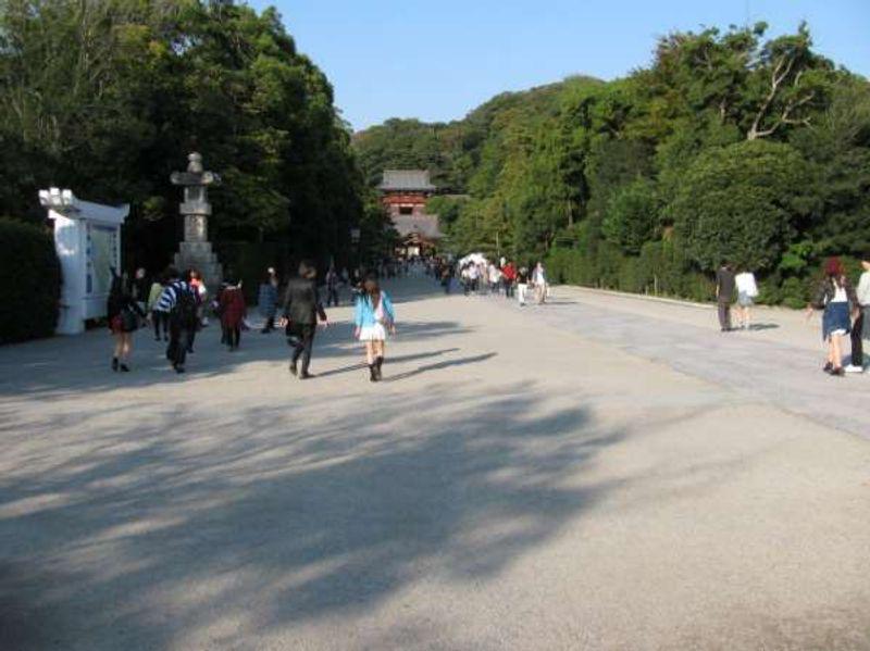 Tsuruoka Hachiman Shrine 1