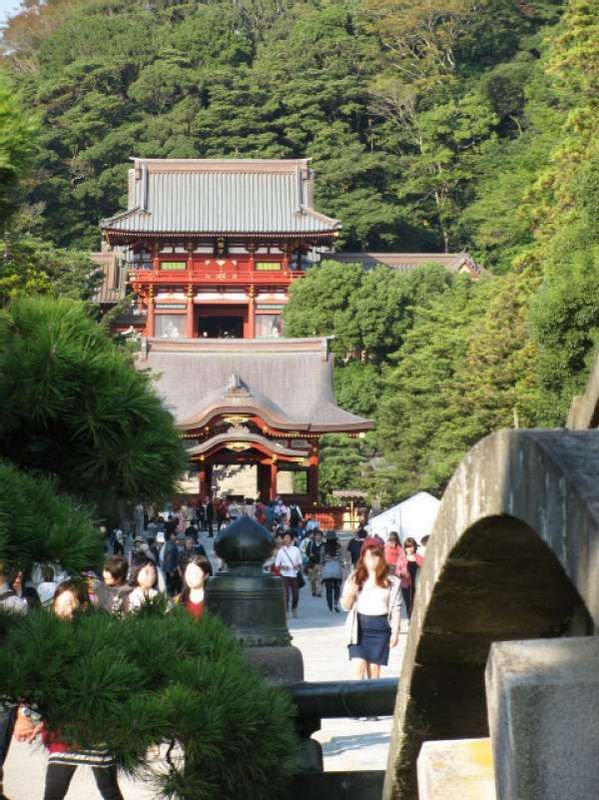 Tsuruoka Hachiman Shrine 2