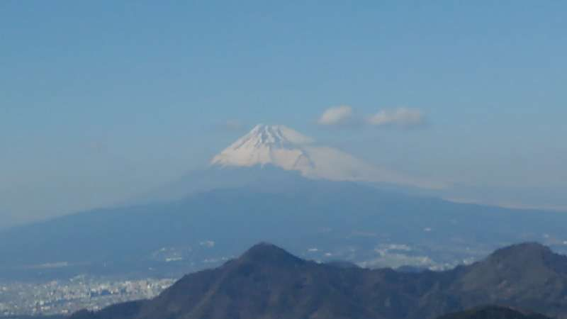 Mt. Fuji is the best recommendation!