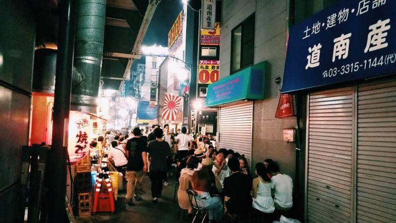 Koenji tour