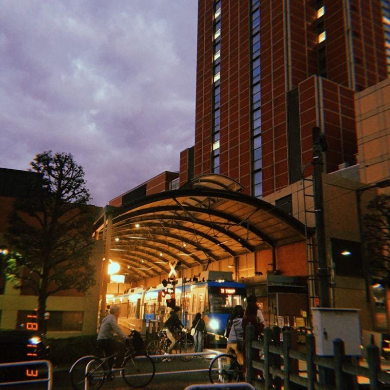Setagaya line tour
