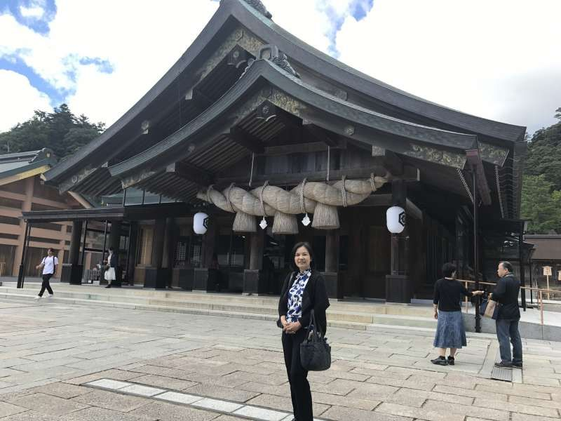 Izumo Shinto Shrine in Shimane pref.