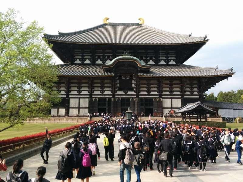 Todaiji Temple(Nara)