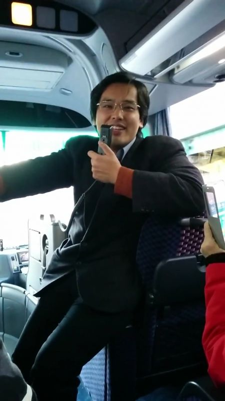 Singing Japanese traditional songs (Like professional singer) and humorous talk show! I can coordinate your tour as your desirable style. Walking tour, sightseeing with bus or business trip, as a No.1 Professional, I absolutely give you the best memories and experience.