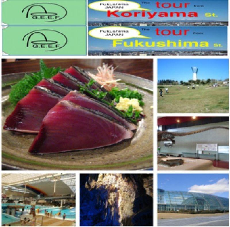[1 DAY ]7hr             Driving point hop.        Culture tour.  ☆View FUKUSHIMA      at ABUKUNA,IWAKI           (south coast plane)