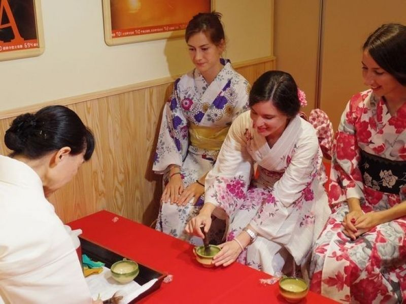Chado(Japanese tea ceremony)