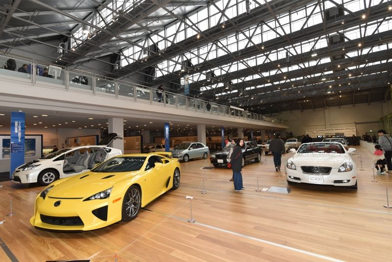 Toyota Commemorative Museum Industry and Technology --- Enjoy learning Japanese No.1 car history!