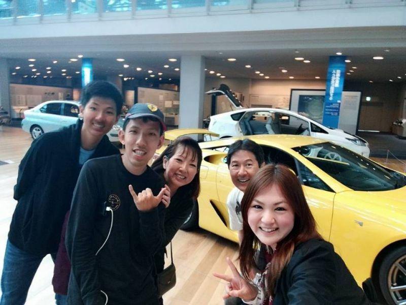 Toyota Commemorative Museum!! Visit here in Nagoya Explore Tour!!
