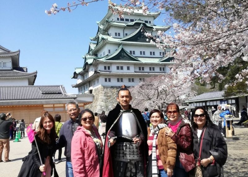 Welcome to Moka's Nagoya Tour!! Customized private tour with friendly local guide!!
