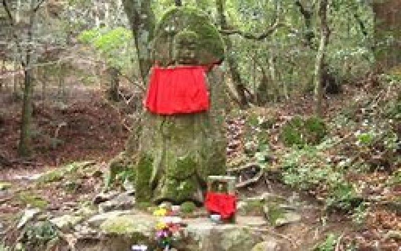 Stone Buddha image