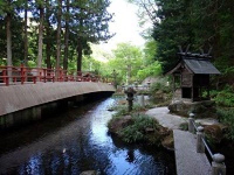 old shrine,hachimangu