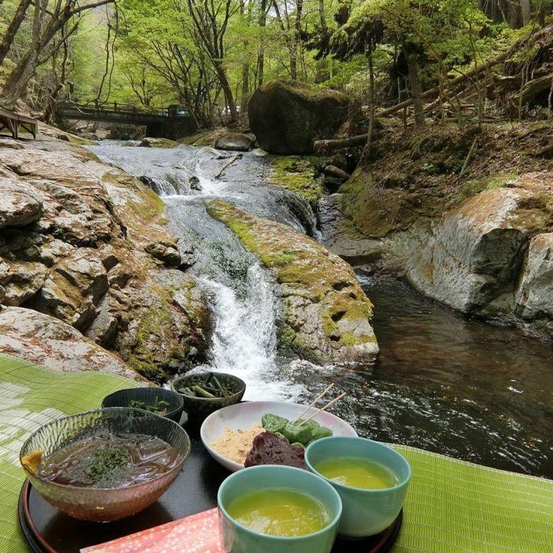 the gorge ,kotarougafuchi