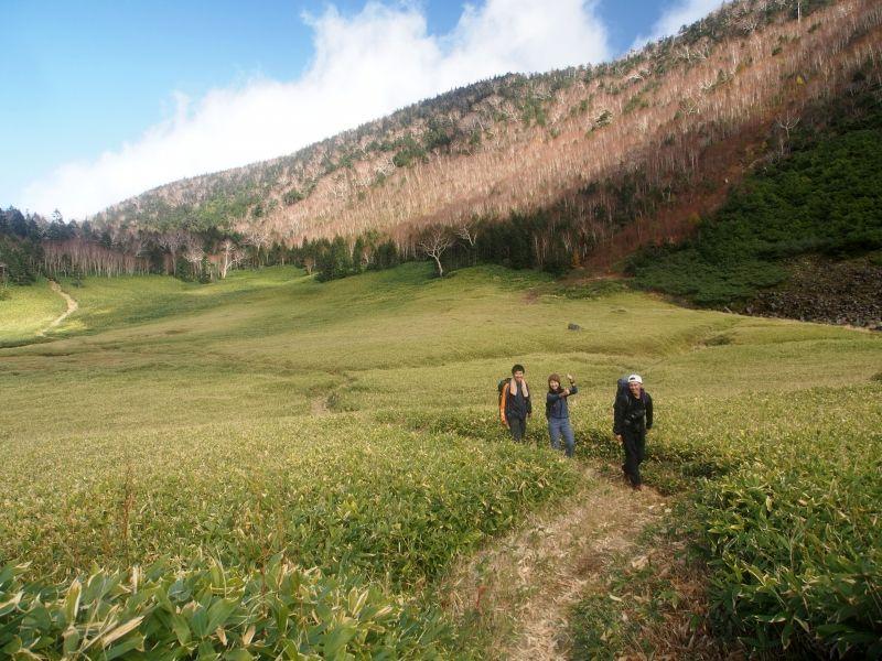 One Day Hiking to Mt. Kurohime.