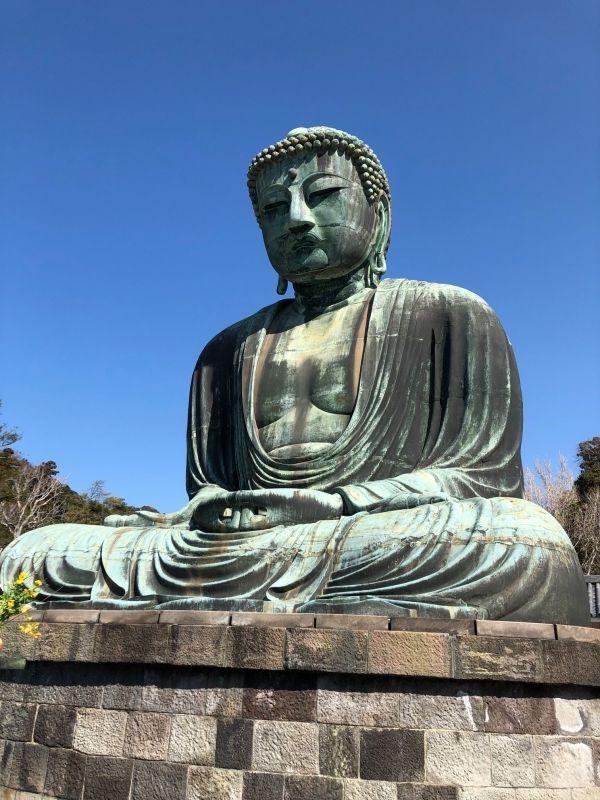Gread Budda in Kamakura