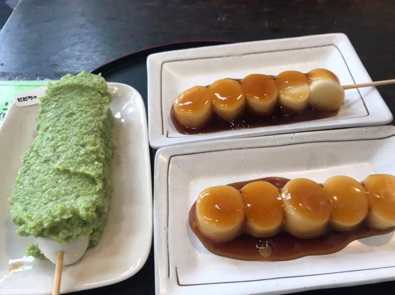 Japanese sweets, Yamagata