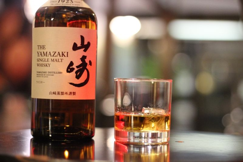 Japan's famous whisky