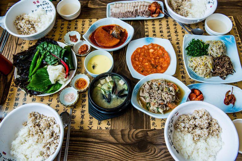 Traditional Korean Food