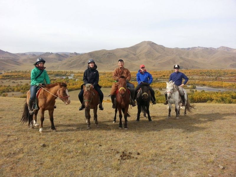 If you are in Mongolia, please do not forget to ride a horse because Mongolia is a country of the horseman.