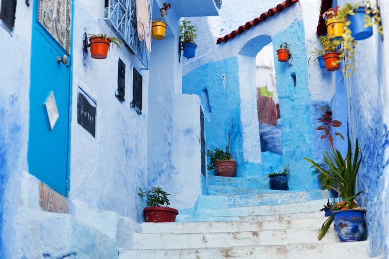 My city home Chefchaouen