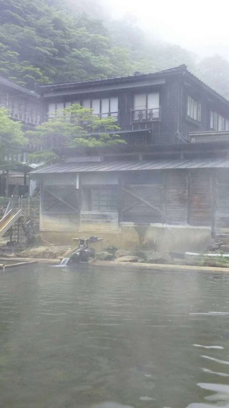 There are many hot spring resorts in rural areas in Japan. Hot springs vary in the effects depending on the water. And it is said to help cure illnesses like gastroenteritis, respiratory diseases or joint pains. I love to take a leisurely bath after sport.