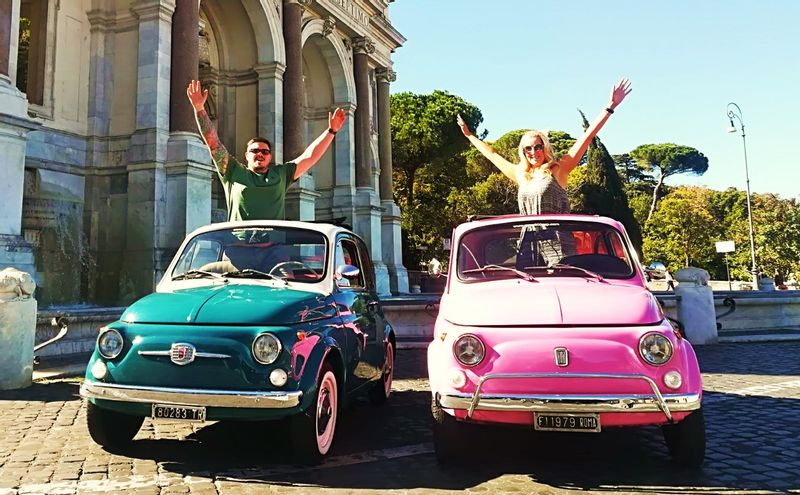 Make your friends GREEN WITH ENVY, send them your pics from Rome ;)