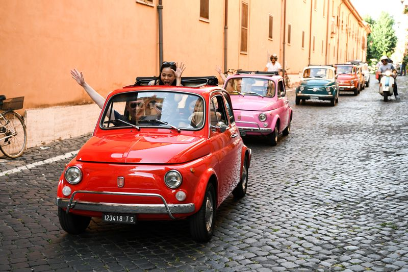 Probably the COOLEST experience in Rome!