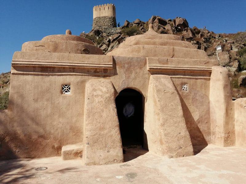 Fujairah Al Badiya Mosque