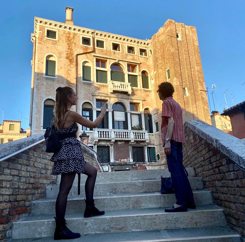 Lucia Bondetti private tour guide Venice
