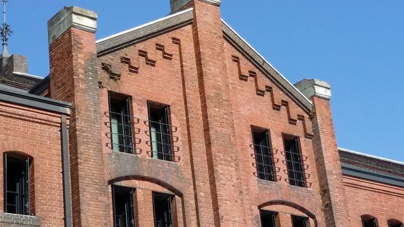 <Yokohama 3> Red Brick Warehouse
