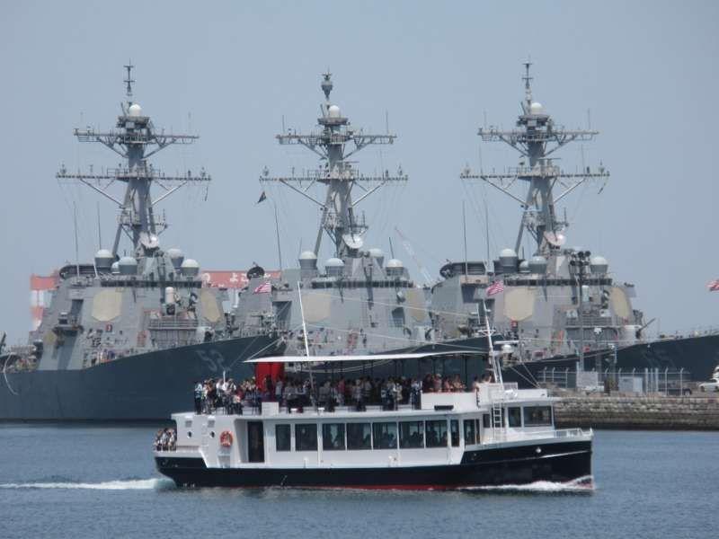 Port of Yokosuka, Yokosuka, Kanagawa