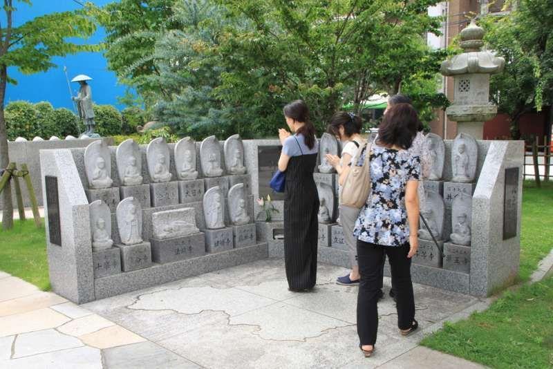 Miniature Shikoku 88 sites pilgrimage, Tokyo