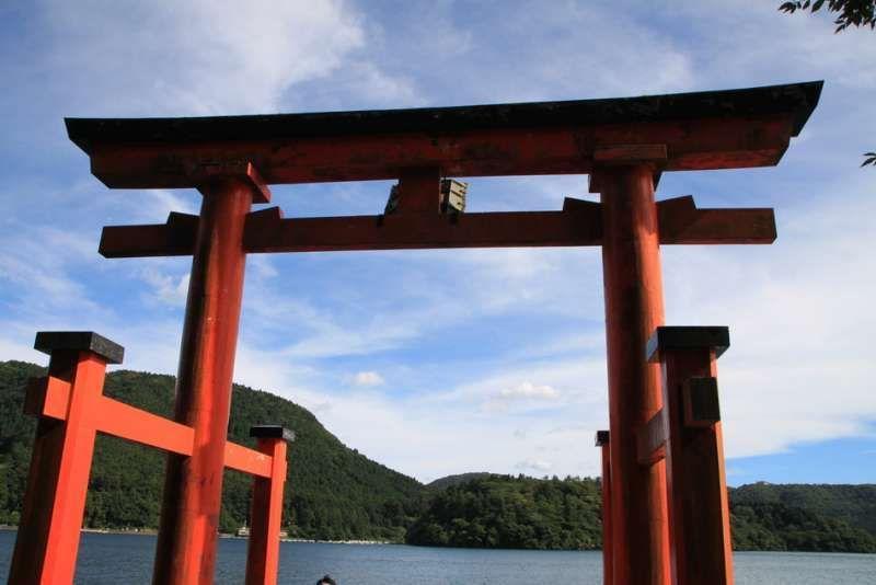 Hakone shrine, Hakone, Kanagawa