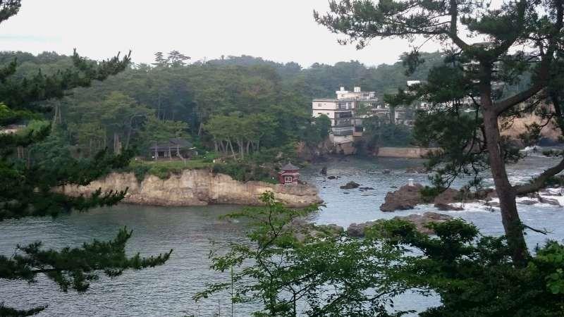 Izura Coast,Kita-Ibaraki City