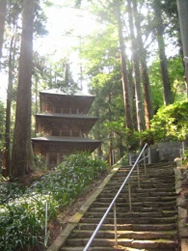 Kozo-ji Temple, Iwaki city